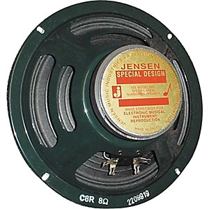 Jensen C8R 25 Watt 8 inch Replacement Speaker by Jensen