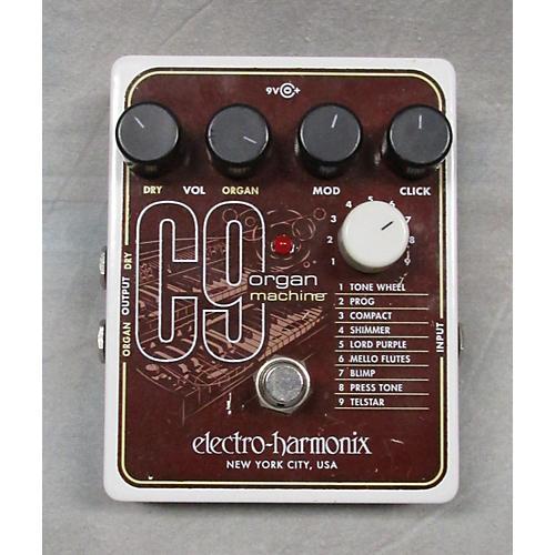 Electro-Harmonix C9 Organ Machine Effect Pedal-thumbnail