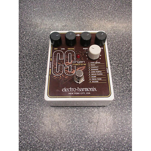 Electro-Harmonix C9 Organ Machine Effect Pedal