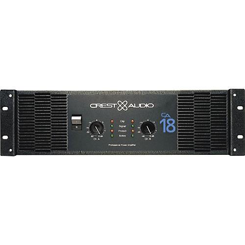 Crest Audio CA 18 5000W Power Amplifier