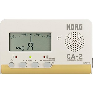 Click here to buy Korg CA-2 Chromatic Tuner by Korg.