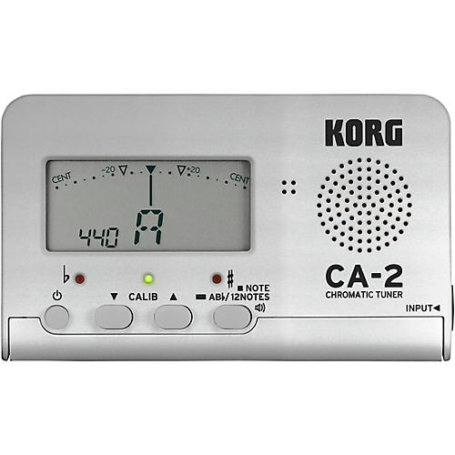 korg guitar tuner ga-30 how to use