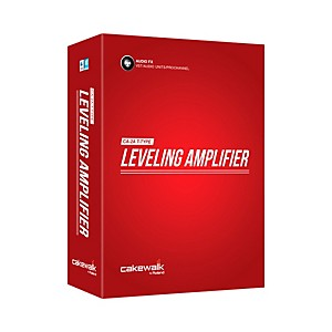 Cakewalk CA-2A T-Type Leveling Amplifier Software Download by Cakewalk