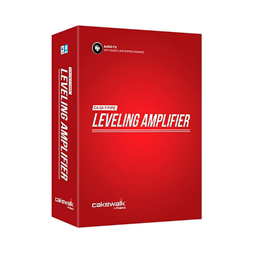 Cakewalk CA-2A T-Type Leveling Amplifier Software Download-thumbnail