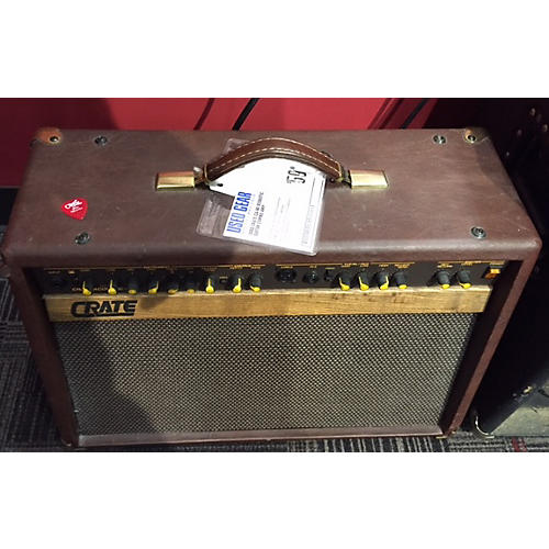 Crate CA-60 Acoustic Guitar Combo Amp