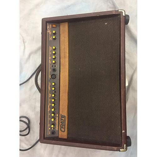 Crate CA-60 Acoustic Guitar Combo Amp-thumbnail
