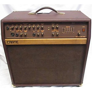 Pre-owned Crate CA112 Acoustic Guitar Combo Amp by Crate