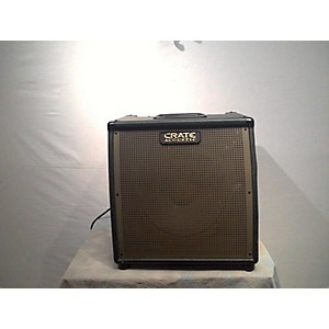Pre-owned Crate CA120DG Durango 120 Watt Acoustic Guitar Combo Amp by Crate