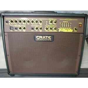 Pre-owned Crate CA125DG Telluride 125 Watt Acoustic Guitar Combo Amp
