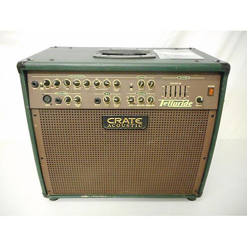 Crate CA125DG Telluride 125W Acoustic Guitar Combo Amp-thumbnail