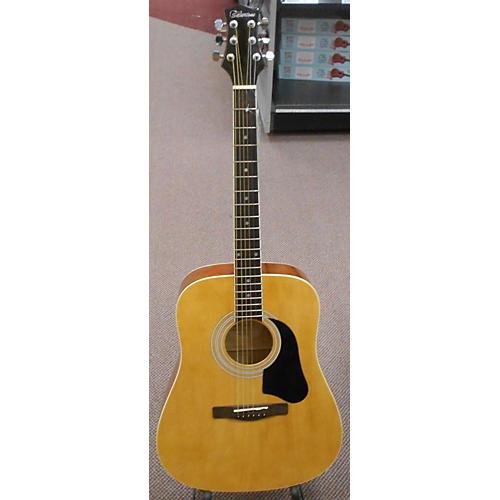 Silvertone CA137386 Acoustic Guitar-thumbnail