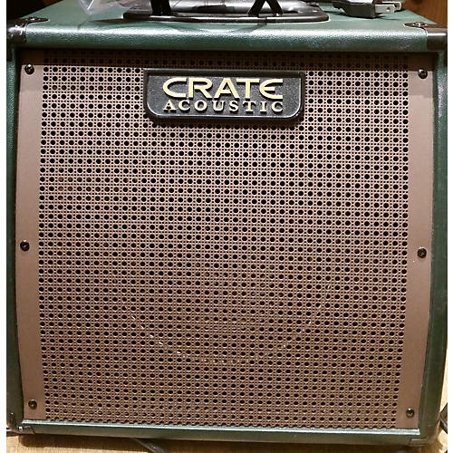 used crate ca15 cimarron 1x8 15w acoustic guitar combo amp guitar center. Black Bedroom Furniture Sets. Home Design Ideas