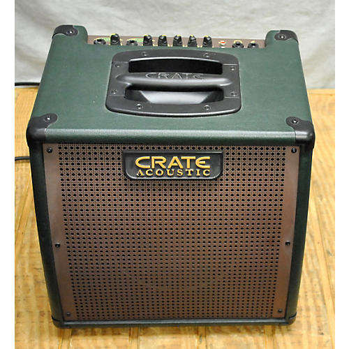 used crate ca15 cimarron 15w acoustic guitar combo amp guitar center. Black Bedroom Furniture Sets. Home Design Ideas