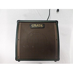 Pre-owned Crate CA15 Cimarron 1x8 12W Acoustic Guitar Combo Amp by Crate