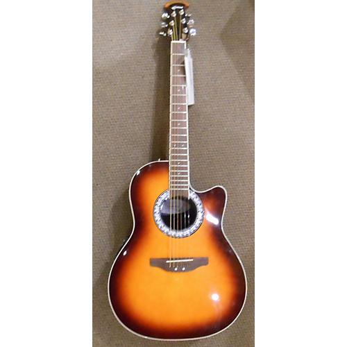 Ovation CA24S Celebrity 2 Color Sunburst Acoustic Electric Guitar