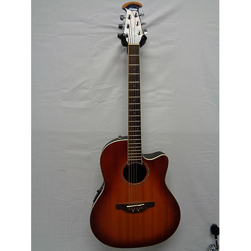 Ovation CA24S Celebrity Acoustic Electric Guitar-thumbnail