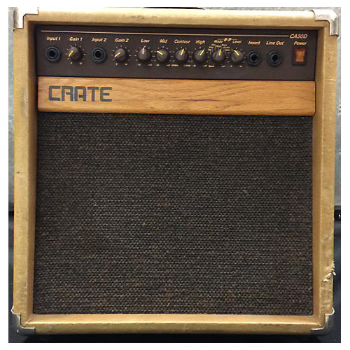 used crate ca30d acoustic guitar combo amp guitar center. Black Bedroom Furniture Sets. Home Design Ideas