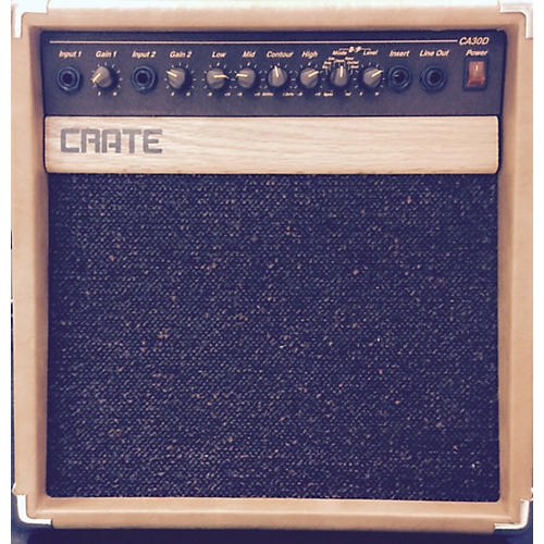 Crate CA30D Natural Acoustic Guitar Combo Amp-thumbnail