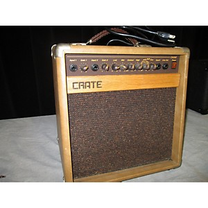 Pre-owned Crate CA30DG Taos Acoustic Guitar Combo Amp by Crate