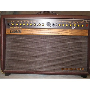 Pre-owned Crate CA60D Acoustic Guitar Combo Amp