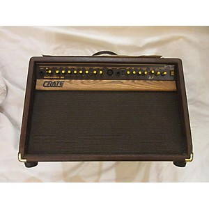 Pre-owned Crate CA60D Acoustic Guitar Combo Amp by Crate