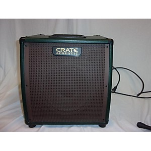 Pre-owned Crate CA6110DG Gunnison Acoustic Guitar Combo Amp by Crate