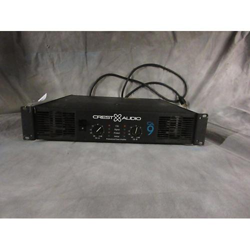 Crest Audio CA9 Power Amp-thumbnail