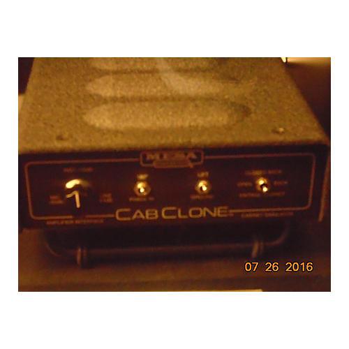 Mesa Boogie CABCLONE 8OHM DI Guitar Cabinet-thumbnail