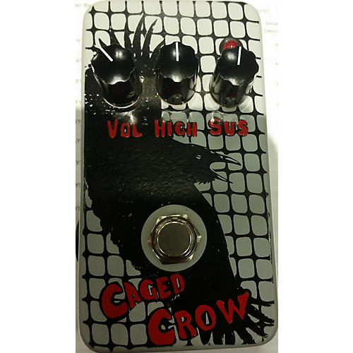 Flickinger Tone Boxes CAGED CROW Effect Pedal-thumbnail