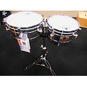 """LP CALIENTE PAIR 10"""" AND 12"""" W/ STAND Timbales"""