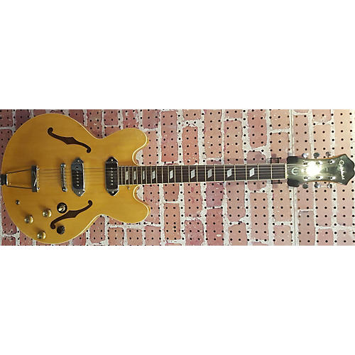 Epiphone CASINO NA Natural Hollow Body Electric Guitar