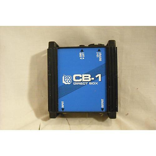 Pro Co CB-1 Direct Box