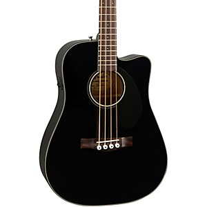 Fender CB-60SCE Acoustic-Electric Bass Guitar by Fender