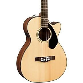 fender cb 60sce acoustic electric bass guitar guitar center. Black Bedroom Furniture Sets. Home Design Ideas