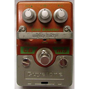 Pre-owned Guyatone CB M5 Effect Pedal by Guyatone