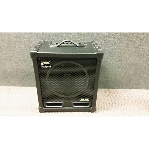 Roland CB120XL 120W Cube Bass Combo Amp-thumbnail