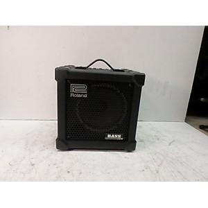 Pre-owned Roland CB120XL 120 Watt Cube Bass Combo Amp