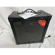 Roland CB60CL Cube 60XL 60W Cube Bass Combo Amp