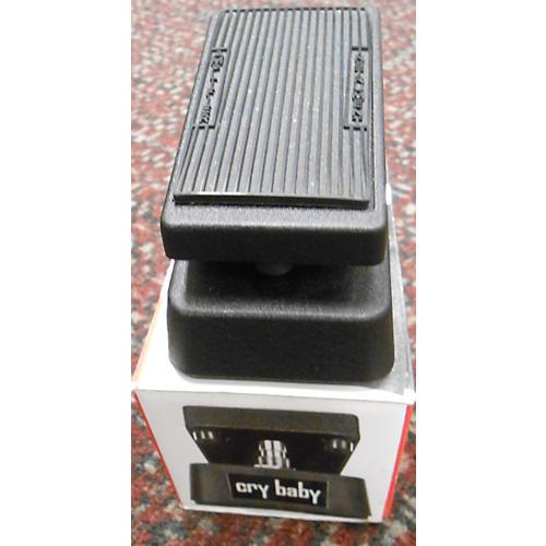 Dunlop CBM95 Cry Baby Mini Wah Effect Pedal-thumbnail