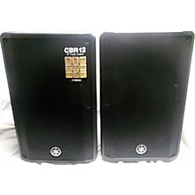 Yamaha CBR12 Pair Unpowered Speaker