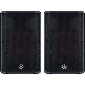 Yamaha cbr15 15 speaker pair guitar center for Yamaha 15 speakers