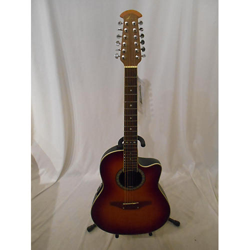 Ovation CC 045 12 String Acoustic Electric Guitar