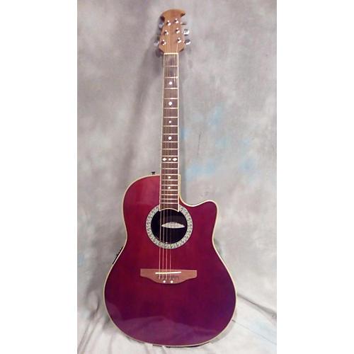 Ovation CC 057 Acoustic Electric Guitar