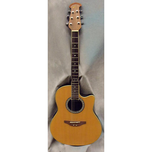 Ovation CC 057 Natural Acoustic Electric Guitar