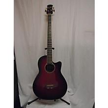 Ovation CC 2474 Celebrity Acoustic Bass Guitar