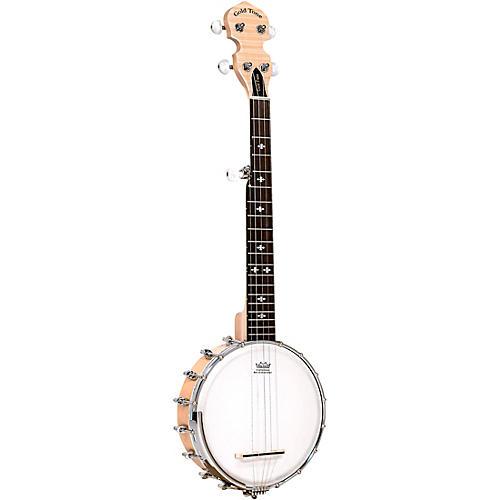 Gold Tone CC-Mini Cripple Creek Traveller Banjo-thumbnail