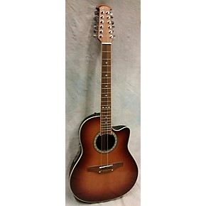 Ovation Celebrity CC045 12 String Acoustic Electric Guitar ...