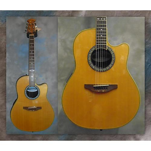 Ovation CC057 Acoustic Electric Guitar-thumbnail