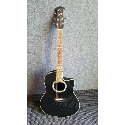 Ovation Celebrity CC057 Acoustic Electric Guitar w/gig bag ...
