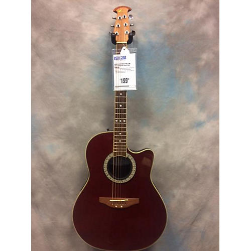 Ovation CC057-RR Acoustic Electric Guitar-thumbnail